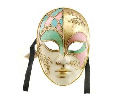 Mask Venetian Carnival Venice Crafts Italy 10