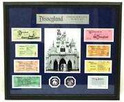 Disneyland Plaque