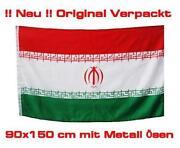 Iran Flagge
