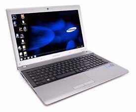 SAMSUNG RV511/ INTEL i3 2.27 GHz/ 8 GB Ram/ 500GB HDD/ WIRELESS/ WEBCAM/ HDMI / WINDOWS 8