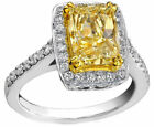 Natural IGI Certified SI1 Diamond Engagement Rings