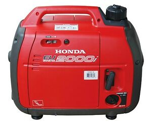 Honda EU2000I Generator SALE $1099.00 Save 300.00