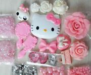 Hello Kitty Bling Flatback