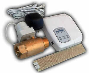 "Flood preventer Water Heater and pump - 3/4"" valve - Fully autom"