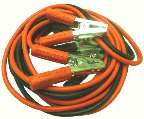 Trade Quality 800amp 6 Metres Professional Jump Leads for Cars and Vans