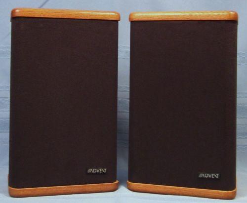 mini advent speakers ebay. Black Bedroom Furniture Sets. Home Design Ideas