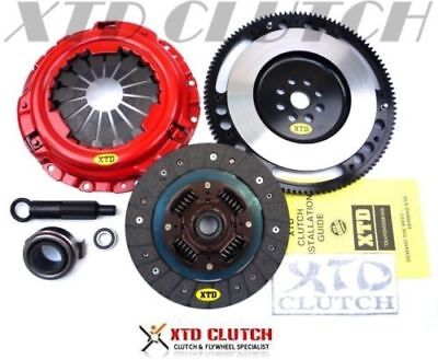 XTD STAGE 2 CLUTCH & PROLITE FLYWHEEL KIT 94-01 INTEGRA CIVIC CRV B16 B18 B20 - Flywheel 1996 Integra