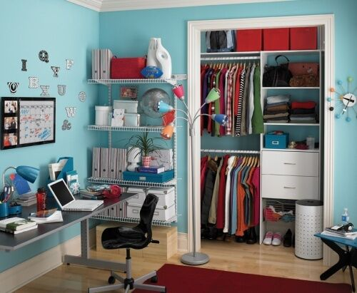 Making The Most Out Of A Small Closet | EBay