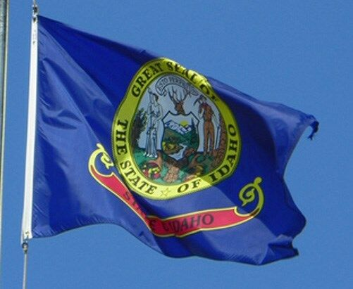 NEW 3x5 ft IDAHO STATE OF FLAG better quality usa seller