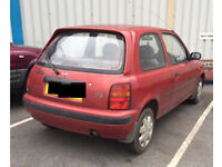 Nissan micra K11 WANTED