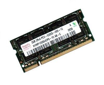 2GB DDR2 667 Mhz RAM Speicher Asus Eee PC 1000H - Hynix Markenspeicher SO DIMM online kaufen
