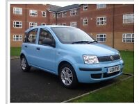 Blue Fiat panda, 2nd onwner, £3300 Ono