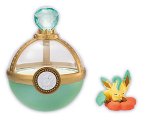 Pokemon Dreaming Case  Pikachu /& Eevee Friends Flareon Japan Re-Ment import