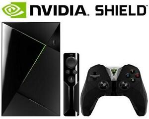 RFB NVIDIA SHIELD TV PRO 500GB P2571 276417767 VIDEO GAMES STREAMING MEDIA PLAYER SERVER REFURBISHED