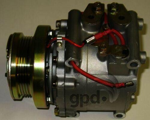 AC Compressor /& A//C Clutch For Honda Civic /& CRX 1988 1989 1990 1991