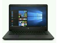 "HP 14-bp061na 14"" Cheap Windows 10 Laptop Intel Core i3-6006U, 4GB RAM 500GB HDD"
