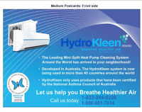Heat Pumps Deep Cleaning