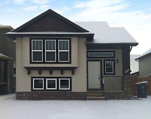 For Rent:  2 Bedroom Lower Suite (216 Mt Sundial Court W)