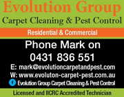 Evolution Group Carpet Cleaning & Pest Control Hope Island Gold Coast North Preview