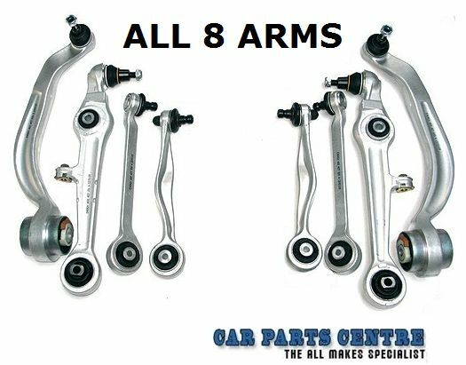 For Audi A4 A6 Vw Passat Front Upper Lower Rear Suspension Control Arm Arms Kit Ebay