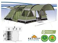 Bear lake 6 man tent outwell