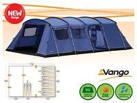Vango Monte Verde 900 8+ Person Tent