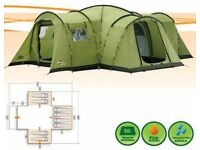 Vango Kasari 800 Tent, Footprint & Carpet