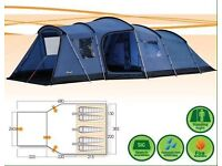 Tent 5 man Vango marsita