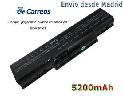Batería para Acer Aspire 5536 5542 5735 5737Z 5738G 5740 5535 AS07A31...