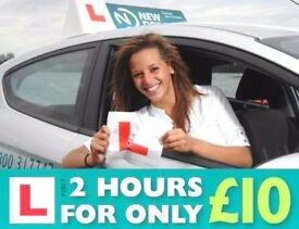 Driving Lessons - Croydon and surrounding CR postcode areas