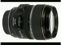 Canon ef 17-85mm lens -swap