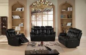 SOFA , LOVESEAT , CHAIRS , RECLINERS AND SECTIONALS ON HUGE SUMMER SALE (ND 1053)