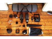 Bowens Professional Lighting Kit