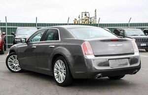 2015 Chrysler 300 LX MY15 C E-Shift Grey 8 Speed Sports Automatic Sedan Osborne Park Stirling Area Preview