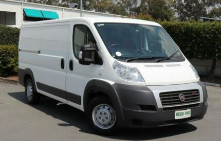 2014 Fiat Ducato Series II MY12 Low Roof MWB White 6 Speed Manual Van Acacia Ridge Brisbane South West Preview