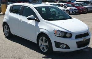 2016 Chevrolet Sonic LT AUT0 AIR LOADED