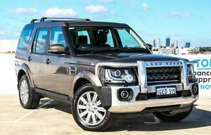 2013 Land Rover Discovery 4 Series 4 L319 MY13 TDV6 Bronze 8 Speed Sports Automatic Wagon Osborne Park Stirling Area Preview