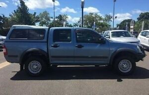 2003 Holden Rodeo RA LX Crew Cab Blue 5 Speed Manual Utility Berrimah Darwin City Preview