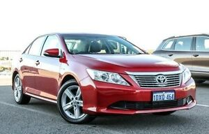 2012 Toyota Aurion GSV50R AT-X Red 6 Speed Automatic Sedan Wangara Wanneroo Area Preview