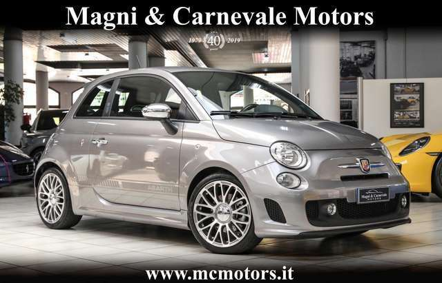"""Abarth 500 """"ZEROCENTO"""" LIM. EDITION