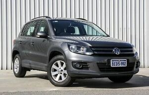 2013 Volkswagen Tiguan 5N MY13.5 155TSI DSG 4MOTION Grey 7 Speed Sports Automatic Dual Clutch Wagon Willetton Canning Area Preview
