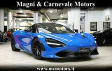 McLaren 720S PERFORMANCE CARBON PACK STEALTH PACK SPECIAL PAINT