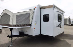 BEAUTIFUL HYBRID TRAILER FOR RENT/WE DELIVER&SETUP RIGHT TO YOU