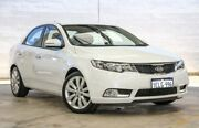 2012 Kia Cerato TD MY13 SLi White 6 Speed Automatic Hatchback Cannington Canning Area Preview