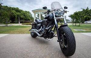 2012 Harley Davidson Fat Bob Mackay Mackay City Preview
