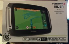 TomTom Rider 410 Great Rides Edition