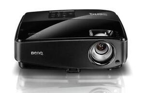 BENQ MX518 3D DLP Projector - 2800 Lumens, XGA (1024x768)