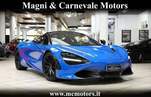McLaren 720S PERFORMANCE|CARBON PACK|STEALTH PACK|SPECIAL PAINT