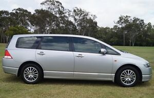 2005 Honda Odyssey 3rd Gen Silver 5 Speed Sports Automatic Wagon Bundaberg West Bundaberg City Preview
