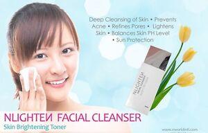 Nworld Nlighten Whitening Facial Cleanser